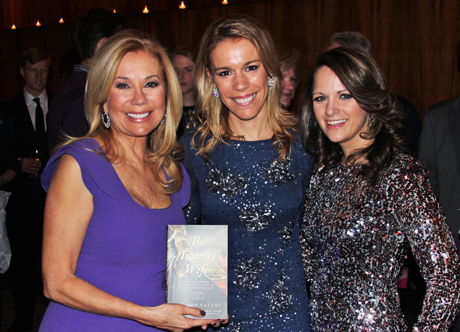 Kathie Lee Gifford, Allison Pataki and Lacy Lynch