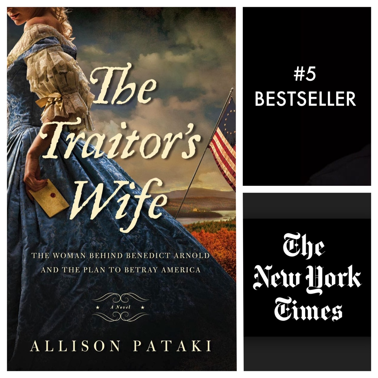 Traitor's Wife NYT Bestseller